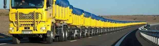 DIVOVI KOJI HARAJU CESTAMA AUSTRALIJE: Pogledajte kako izgleda najduži kamion na svijetu (VIDEO)