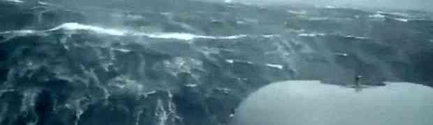 Argentinska mornarica objavila video potrage za nestalom podmornicom. Pogledajte kroz kakav pakao prolaze na otvorenom moru!