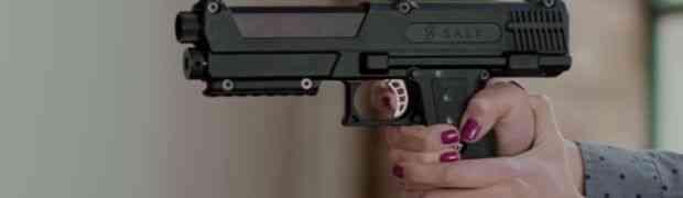 Ovakav pištolj bi sigurno željeli imati! Uz pomoć njega, otjeraćete svakog lopova a nećete ga ubiti! (VIDEO)