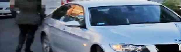 Evo zašto su vozači BMW automobila na lošem glasu: Pogledajte šta je ovaj bahati vozač BMW-a uradio u Budimpešti! (VIDEO)