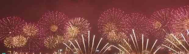 Pogledajte kako su izgledale proslave Nove godine širom svijeta. Scene koje ostavljaju bez teksta! (VIDEO)