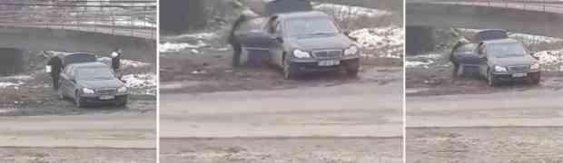 VIDEO KOJI JE ZGROZIO TUZLANSKI KANTON: Parkirali