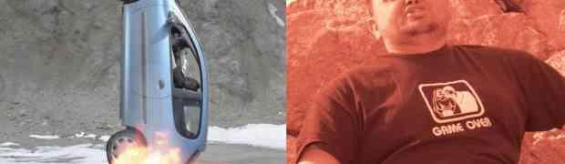 HIT VIDEO širi se društvenim mrežama: Bosanac autom otišao na MARS