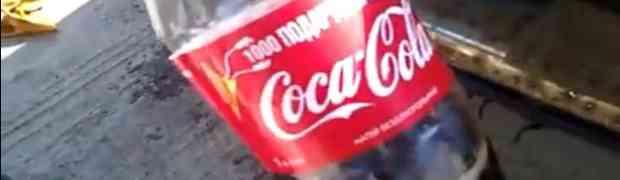 Ovo vjerovatno niste znali: Pogledajte šta Coca-Cola može uraditi vašem automobilu!