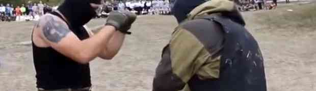 Ruski specijalci su ga udarali metalnim šipkama po rukama i nogama. Ovako nešto JOŠ NISTE VIDJELI (VIDEO)