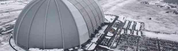 Ovaj napušteni avionski hangar nalazi se 60 kilometara od Berlina. Kada vidite šta se nalazi unutra UHVATIĆETE SE ZA GLAVU!