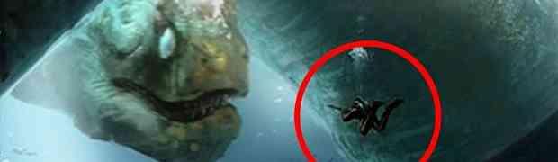 Ukoliko već do sada niste bili uplašeni okeanom i morskim dubinama, bićete nakon što vidite ovih 20 uznemirujućih fotografija!