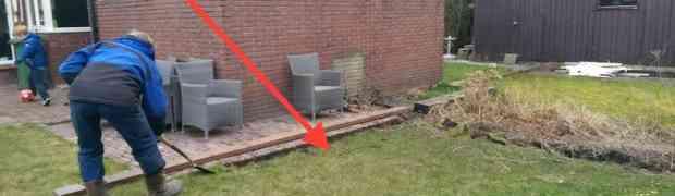 Ovo je nekada bilo dosadno dvorište, sve dok vlasnik nije došao na genijalnu ideju. SADA MU SVE KOMŠIJE ZAVIDE! (FOTO)