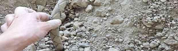Šetao je svog psa kada je primjetio nešto čudno zakopano u zemlji. Počeo je otkopavati zemlju, a onda je zanijemio... (VIDEO)