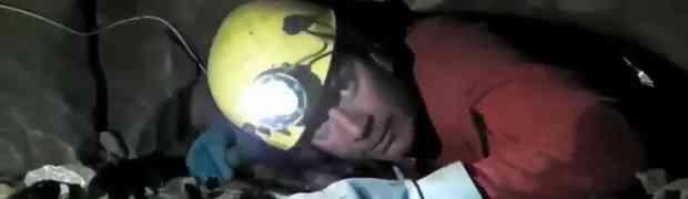 Tek kada pogledate ovaj video biće vam jasno koliko je OPASNA akcija spasavanja dječaka na Tajlandu (VIDEO)