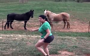 zena-konji