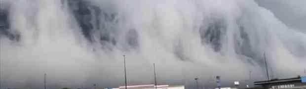 Scene kao iz filma strave: Apokaliptični prizor na nebu zastrašio stanovnike malog gradića u SAD (VIDEO)