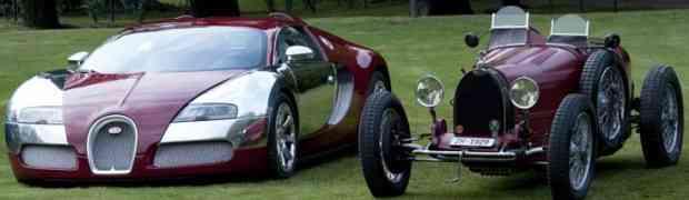 Kada vidite ove 'prije i sada' slike automobila, shvatićete koliko je autoindustrija napredovala!