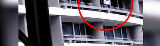 Djevojka htjela uslikati 'selfie' pa izgubila ravnotežu i pala sa balkona 27. sprata! (VIDEO)