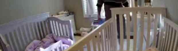 Otac užasnut nakon što je vidio šta majstor radi s donjim rubljem njegove kćerke! (VIDEO)
