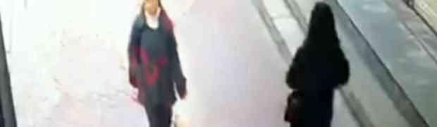 Nadzorna kamera u Kini snimila nevjerovatnu scenu: Pogledajte šta se dogodilo ovoj ženi!